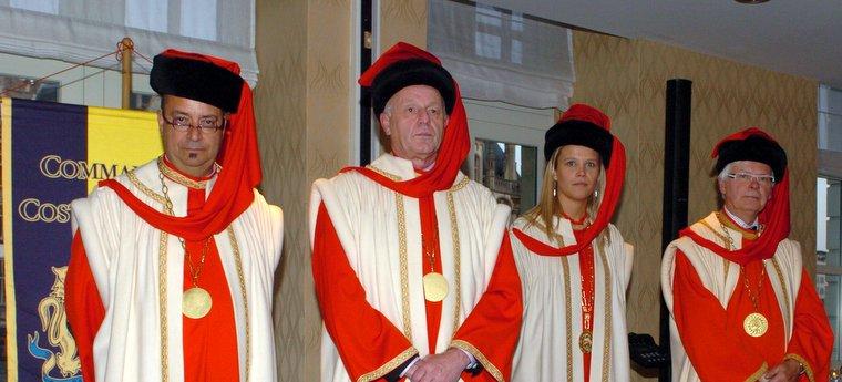 Welkom bij de Baronie van Gent Commanderie des Costes du Rhône